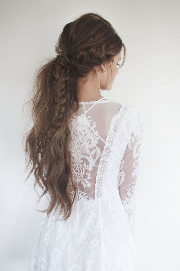 Best & Top 9 Braided Hairstyles for Wedding Bridals 2016-2017 (14)