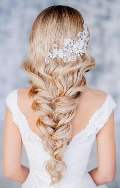 Best & Top 9 Braided Hairstyles for Wedding Bridals 2016-2017 (16)