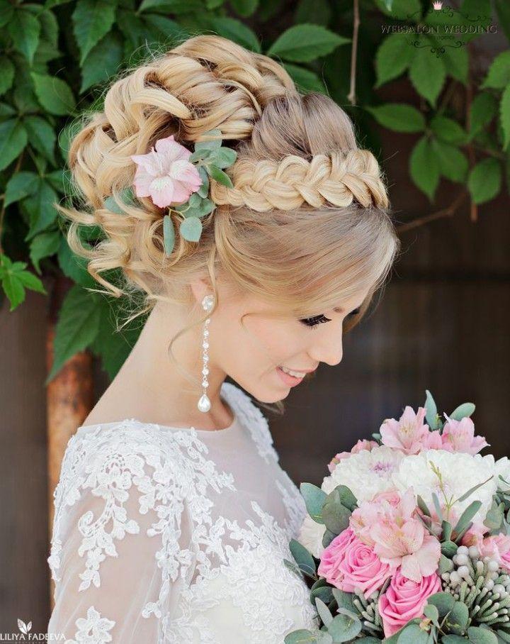 Best & Top 9 Braided Hairstyles for Wedding Bridals 2016-2017 (2)