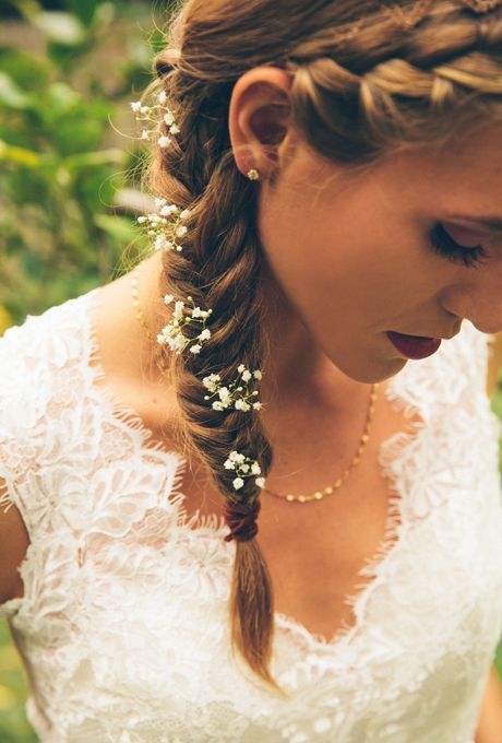 Best & Top 9 Braided Hairstyles for Wedding Bridals 2016-2017 (3)
