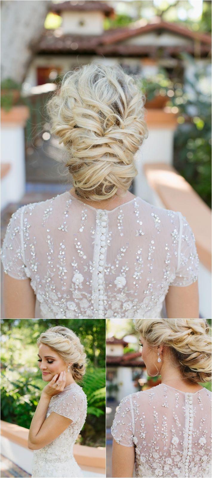 Best & Top 9 Braided Hairstyles for Wedding Bridals 2016-2017 (8)
