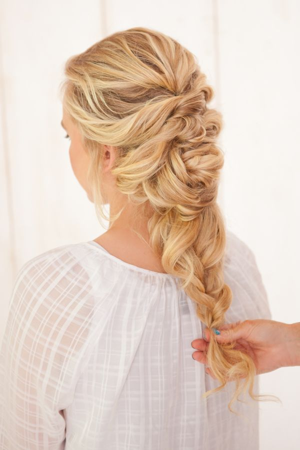 Latest Wedding Bridal Braided Hairstyles 2019- Step by Step Tutorials - Galstyles.com
