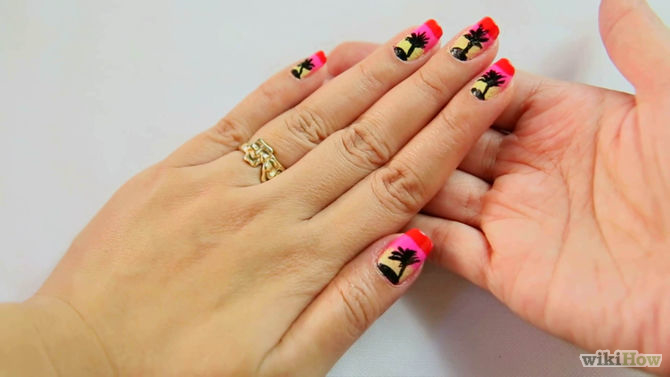 How to do a Perfect Manicure at Home by Yourself- Tutorial step by step (5)
