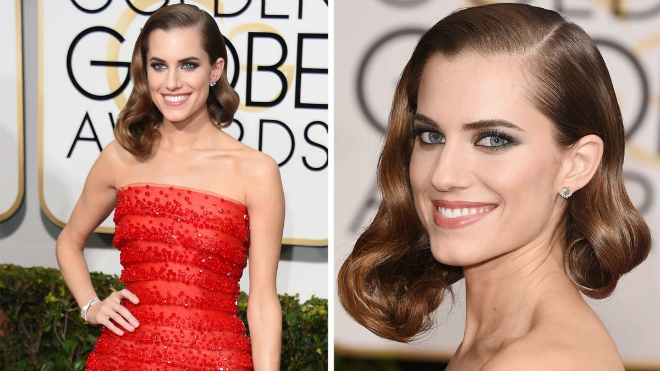 Allison-Williams-Curled-Medium-Length-Hair