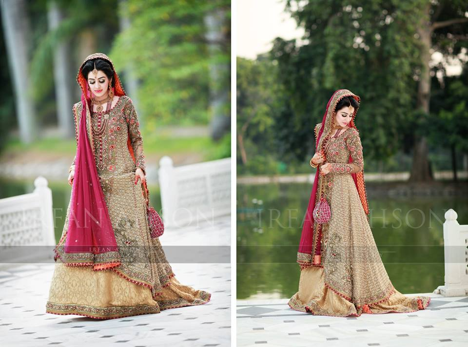 Bridal Wedding Barat Dresses Designs Trends 2019-2020 Collection
