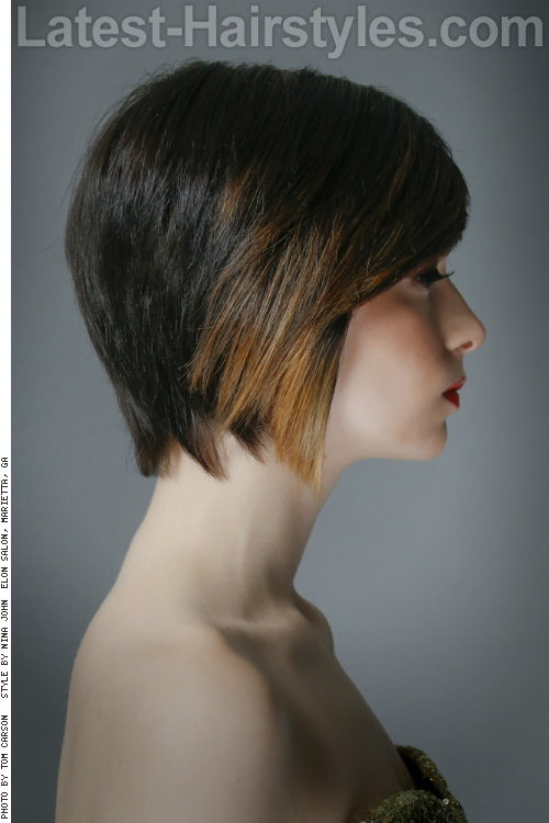 Smooth-Short-Layered-Crop-Hairstyle-Side