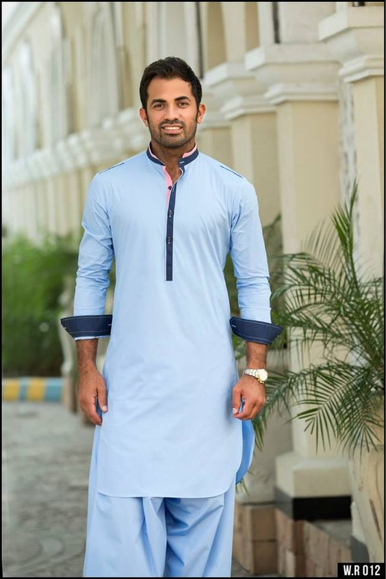 Men Summer Kurta Trends & Designs (10)