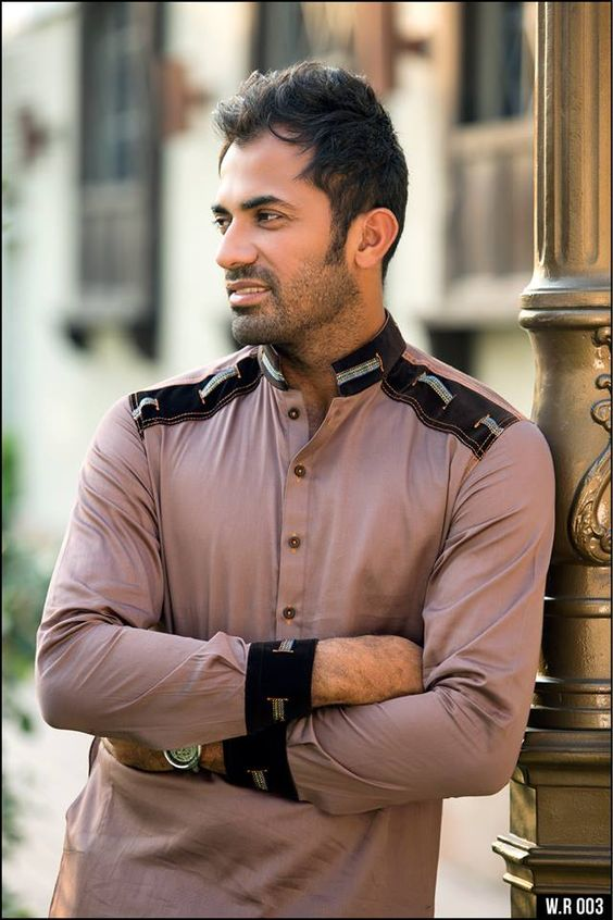 Men Summer Kurta Trends & Designs (11)