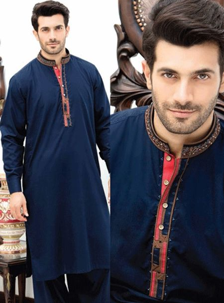 Men Summer Kurta Trends & Designs (12)