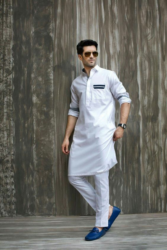 Men Summer Kurta Trends & Designs (2)