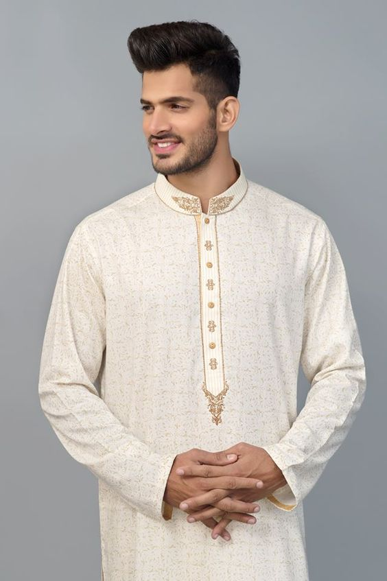 Men Summer Kurta Trends & Designs (4)