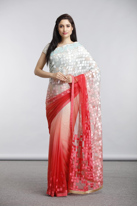 Satya Paul Indian Designer Sarees (2)