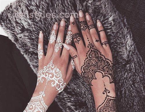 Simple & Best Eid Mehndi Designs for Girls 2016-2017 (19)