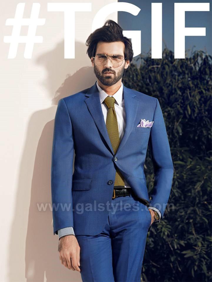 Latest Men Pant Coat Suits Designs 2019 Republic by Omer