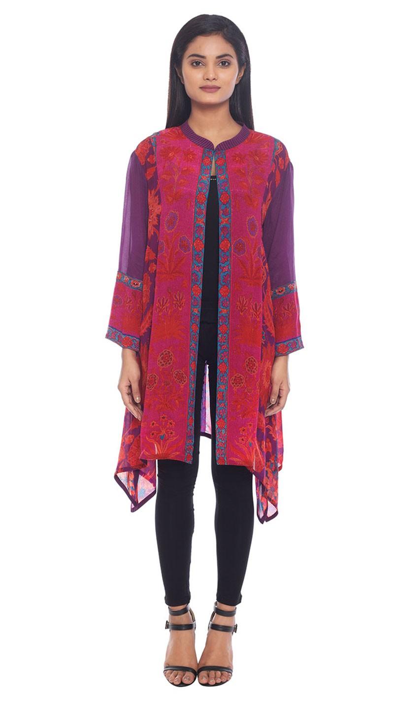 Ritu Kumar Latest Indian Kurtis & Tunics Designs (10)
