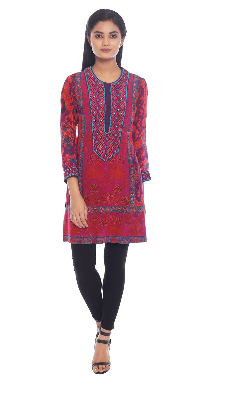 Ritu Kumar Latest Indian Kurtis & Tunics Designs (11)