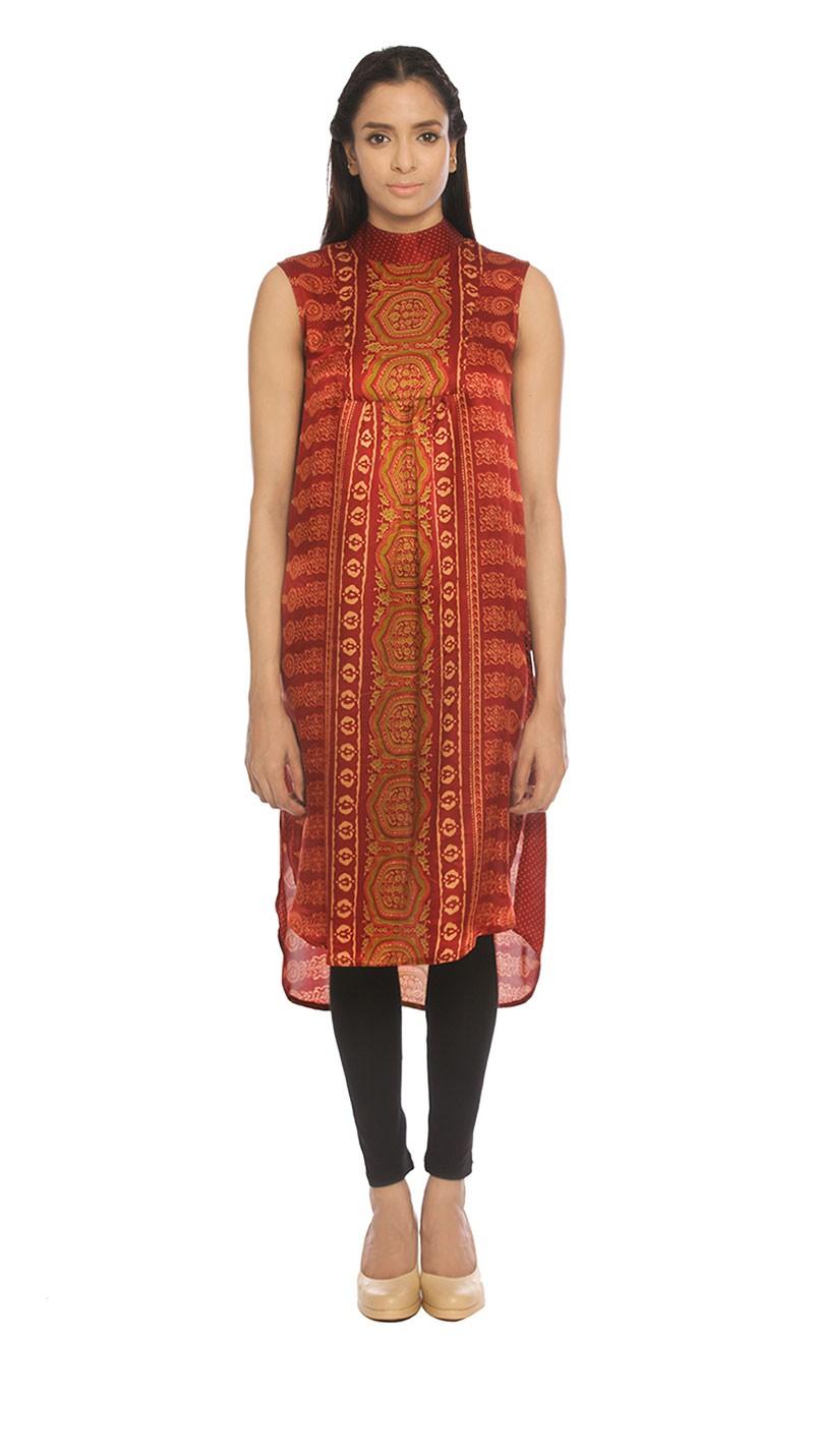 Ritu Kumar Latest Indian Kurtis & Tunics Designs (14)
