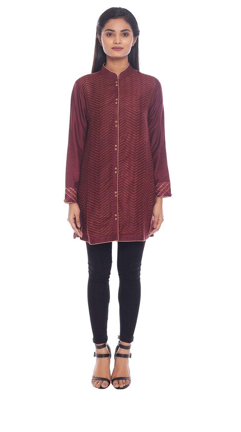 Ritu Kumar Latest Indian Kurtis & Tunics Designs (15)