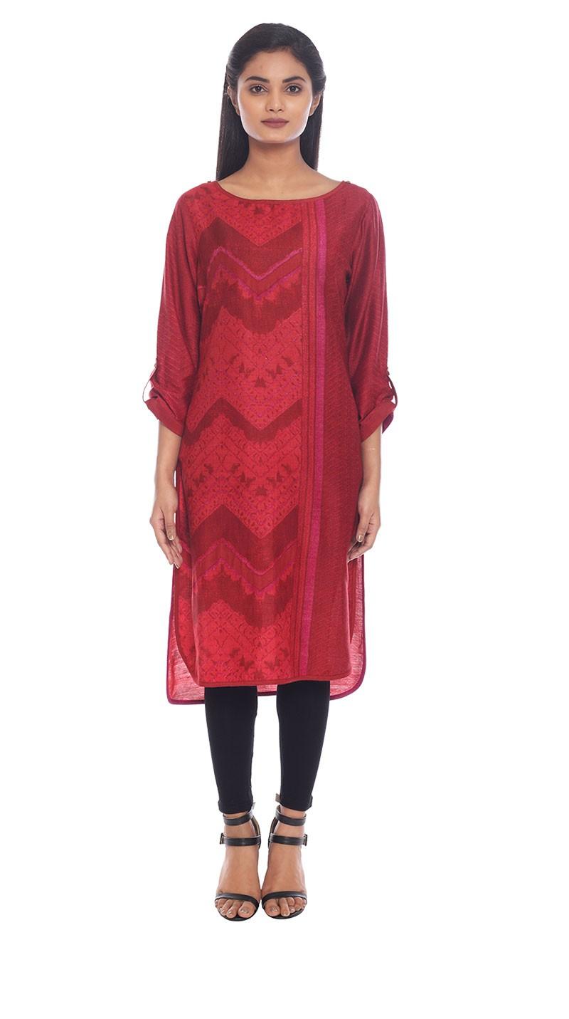 Ritu Kumar Latest Indian Kurtis & Tunics Designs (16)