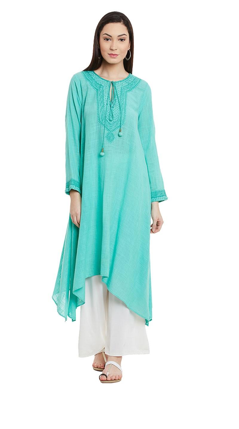 Ritu Kumar Latest Indian Kurtis & Tunics Designs (3)