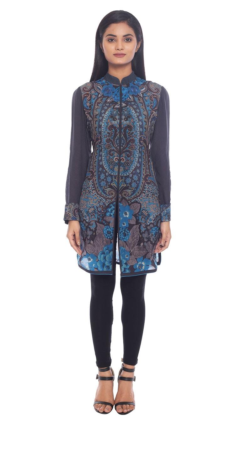Ritu Kumar Latest Indian Kurtis & Tunics Designs (8)