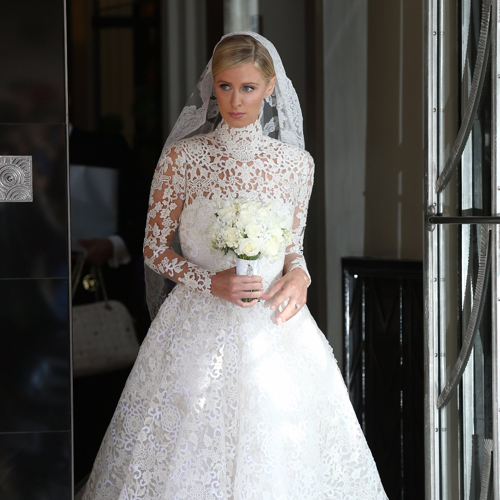 Paris Wedding Gowns: Top 10 Most Famous & Best Hollywood Celebrity Wedding
