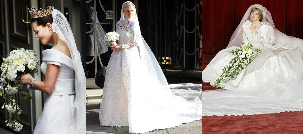 Top 10 Most Famous Best Hollywood Celebrity Wedding Dresses