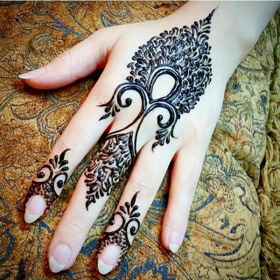 henna-tattoos-for-hands-1