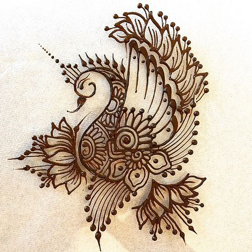 peacock-henna-tattoos-3