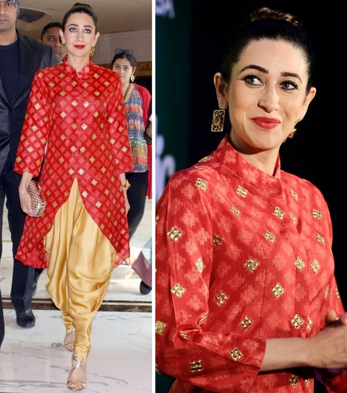 10 Best Indian Celebrity Inspired Looks 2020- Ethnic Fashion ...