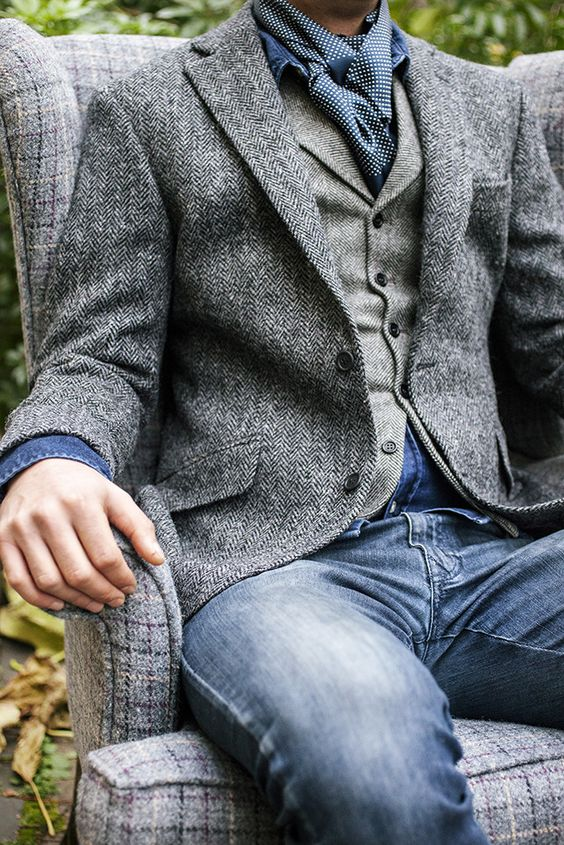 harris-tweed-herringbone-mens-christmas-dress-up-trends-4