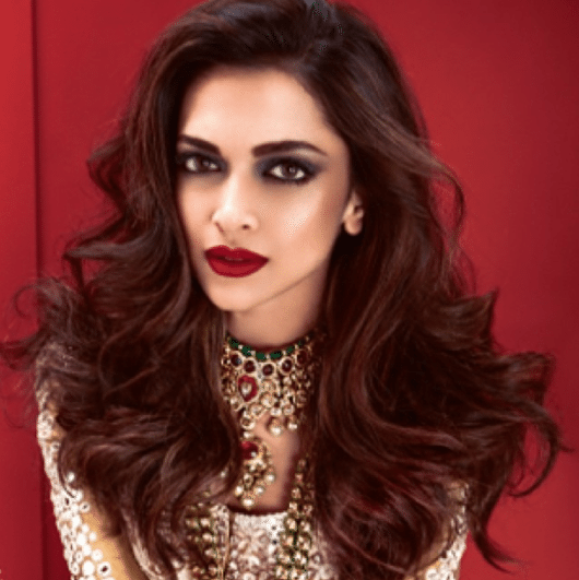 Deepika Padukone-Top 10 Famous Indian Celebrity Hairstyle Inspirations (1)