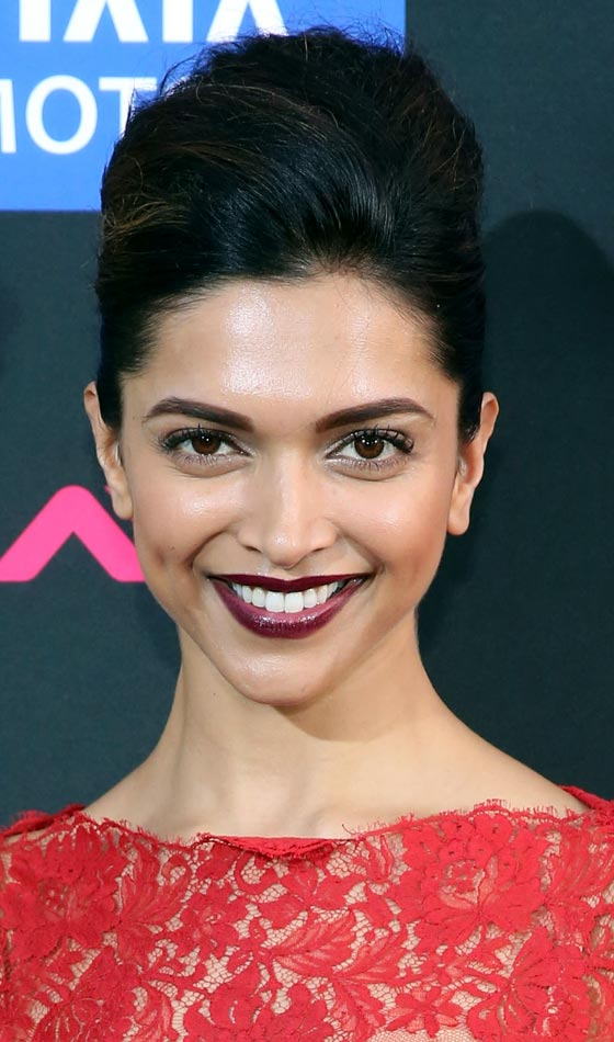 Deepika Padukone-Top 10 Famous Indian Celebrity Hairstyle Inspirations (2)