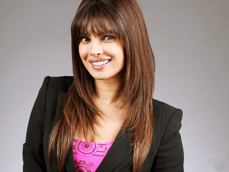 Priyanka Chopra- Top 10 Famous Indian Celebrity Hairstyle Inspirations (1)
