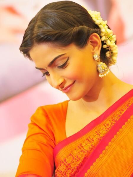Sonam Kapoor- Top 10 Famous Indian Celebrity Hairstyle Inspirations (2)