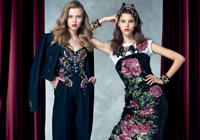 Dolce & Gabbana Latest Trends of Shoes, Perfumes, Bags, Glasses, Clothing & More