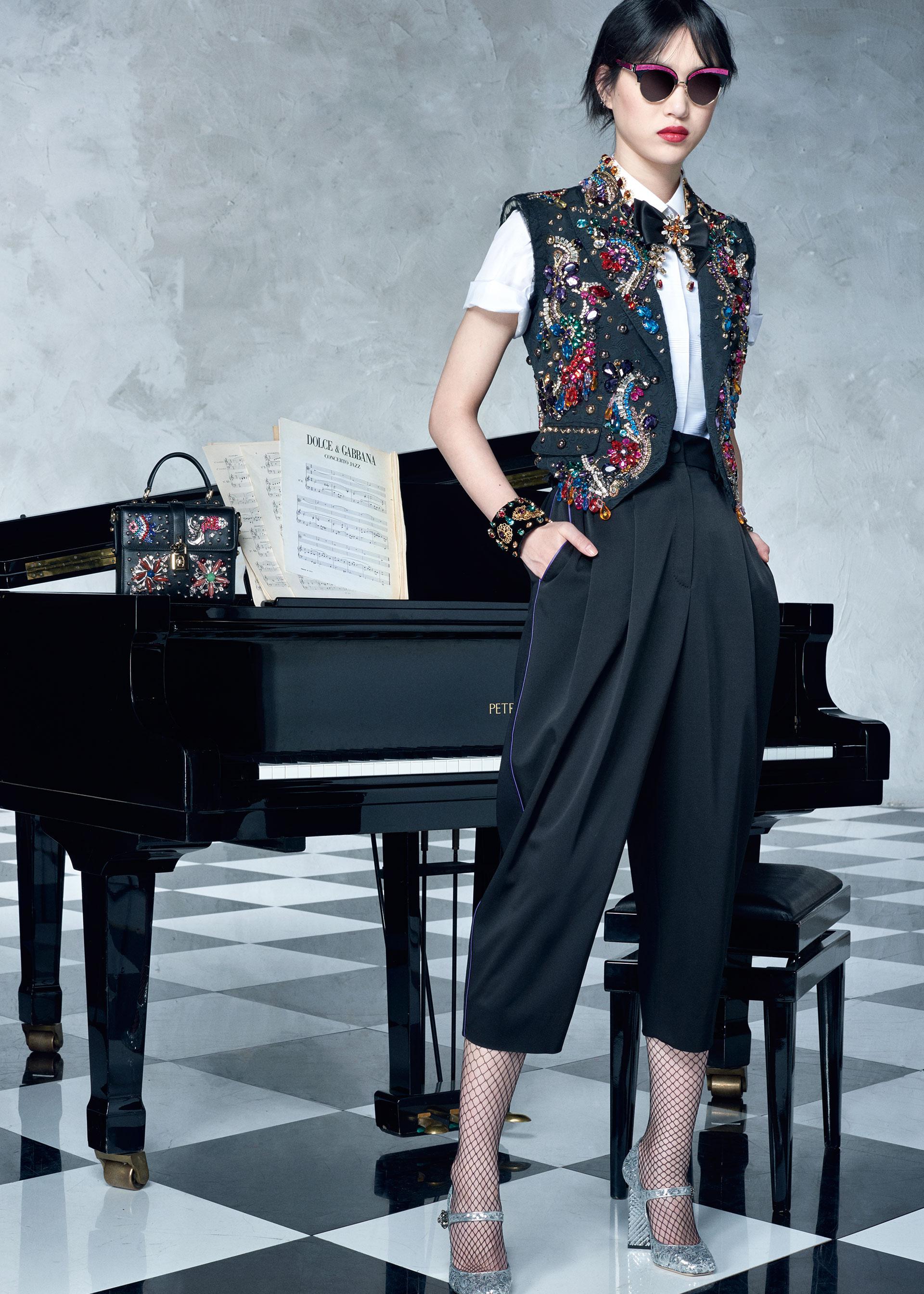 Dolce & Gabbana Latest Trends - Dance (4)