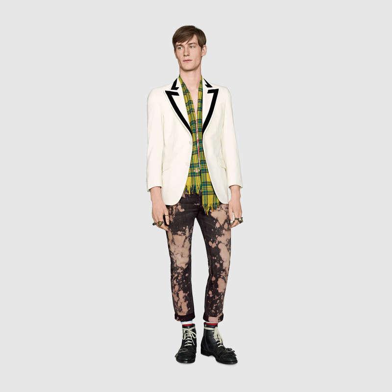 Gucci Latest Men Women Trends Ready to Wear Men (3)