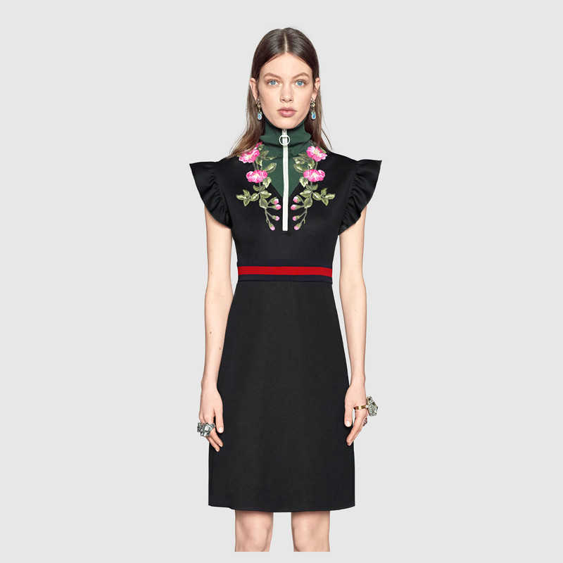 Gucci Latest Men Women Trends for Ready to Wear Women Dresses (1)