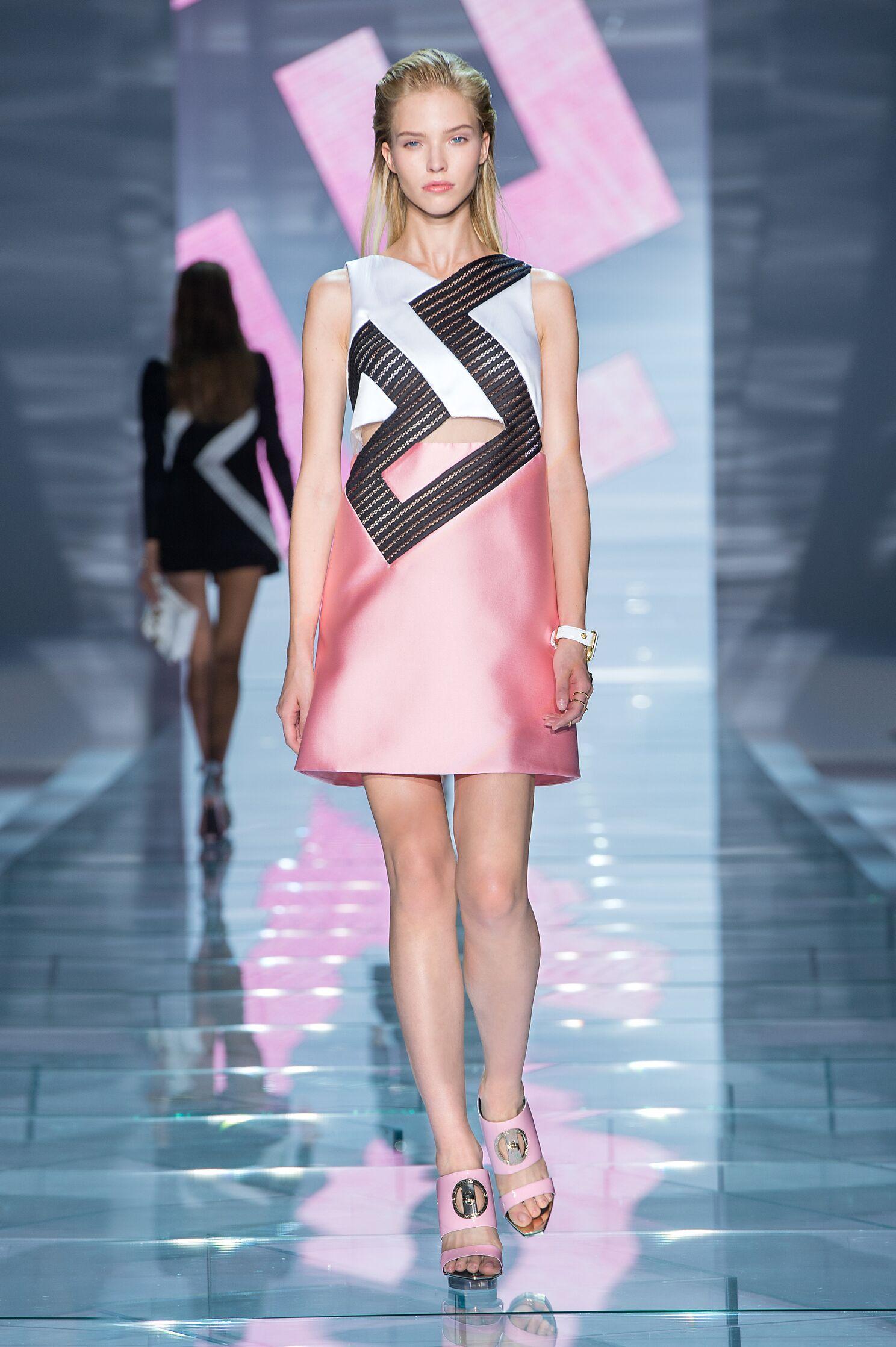 Versace Latest Clothing Men Women Trends for ladies Dresses (3)