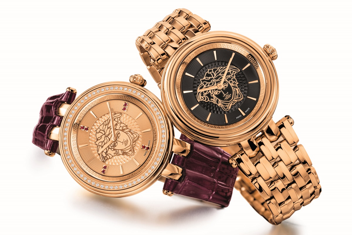 Versace Watch Collection