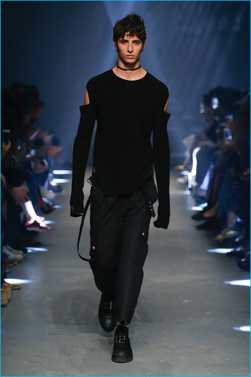 Versus Versace Latest Clothing Men Women Trends spring summer 2017 (1)