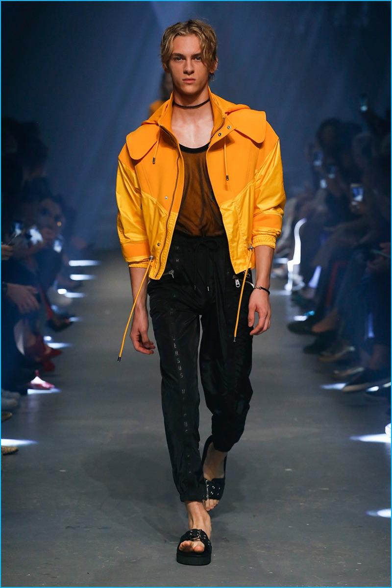 Versus Versace Latest Clothing Men Women Trends spring summer 2017 (3)