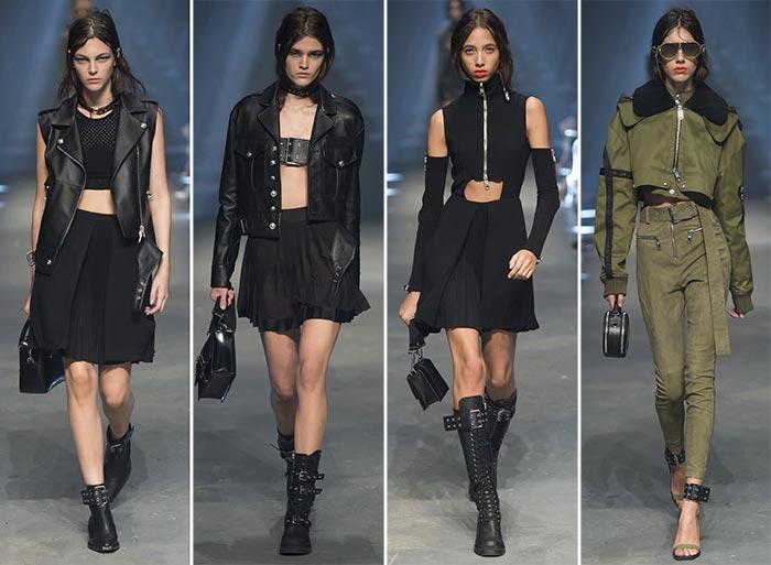 Versus Versace Latest Clothing Men Women Trends spring summer 2017 (4)