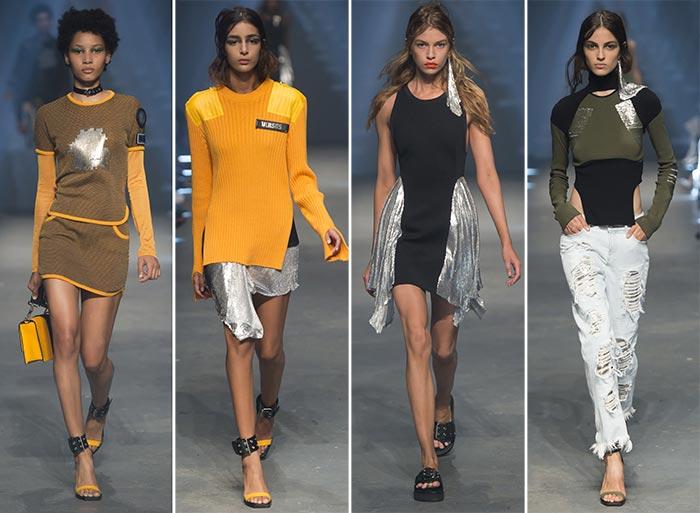 Versus Versace SS17 Runway Collection (1)