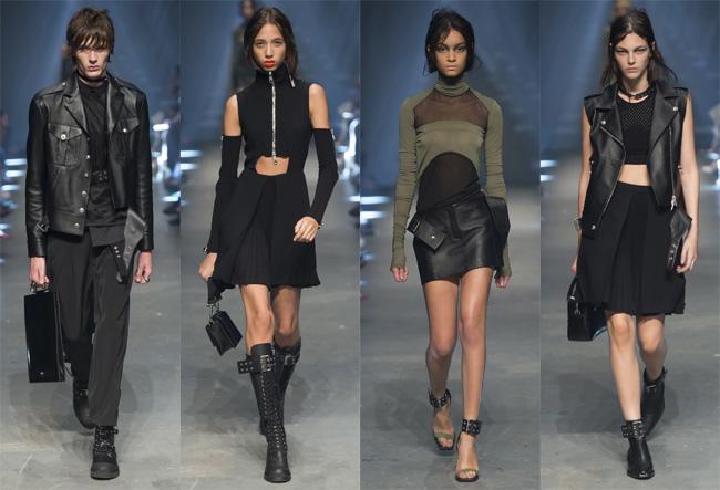 Versus Versace SS17 Runway Collection (2)