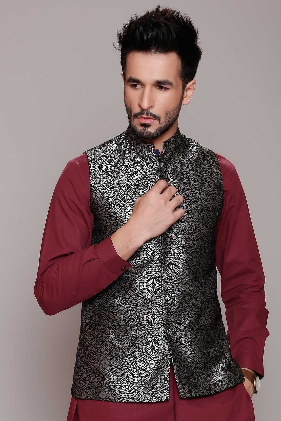 Latest Men Modern Kurta Styles Designs Collection 2019 By