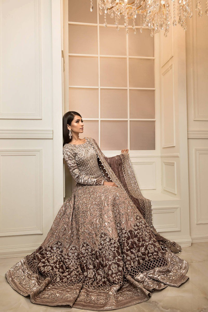 ef40fe07549 Maria B Bridal Dresses Collection 2019 for Wedding Brides ...