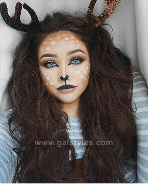 Halloween Ideas 2019 Makeup.Halloween Makeup Ideas 2018 George S Blog