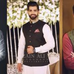 Latest Men Dulha Mehndi Dresses Kurta Shalwar Collection 2019